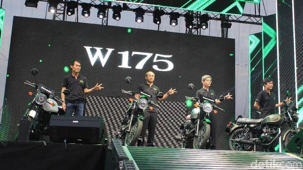 Kawasaki Resmi Kenalkan 3 Model Terbaru Kawasaki Bike Week