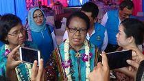 Cegah Kekurangan Pangan, Menteri PPPA Ajak Ibu-ibu Asmat Tanam Sagu