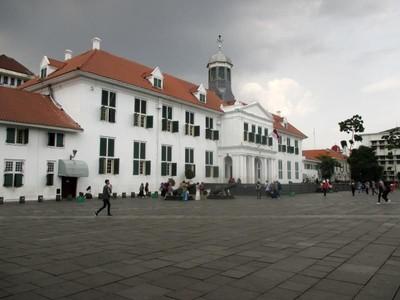 Weekend di Jakarta? Keliling Kota Tua Saja