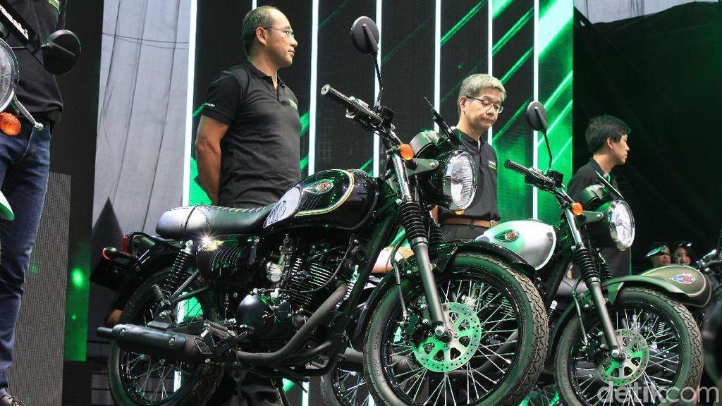 Kawasaki Resmi Kenalkan 3 Model Terbaru di Kawasaki Bike Week