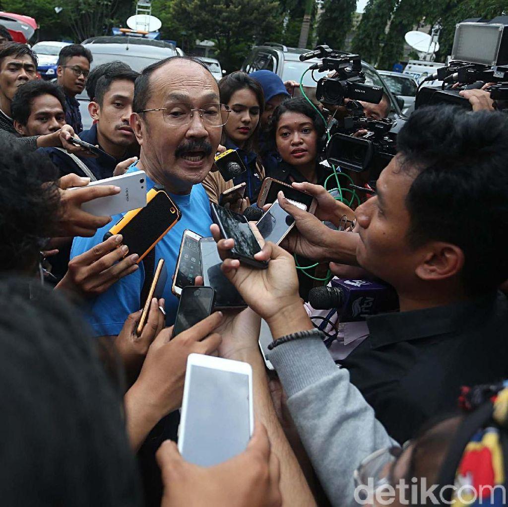 Soal Benjol Bakpao Setya Novanto, Pengacara: Masih Diperban