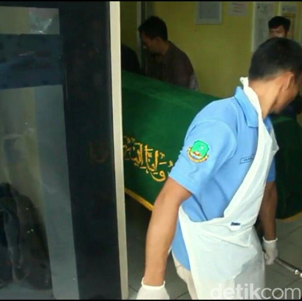 Tawuran Pelajar di Sukabumi, Rayhan Tewas Terkena Bacokan
