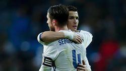 Zidane Tegaskan Tak Ada Masalah Antara Ramos dan Ronaldo