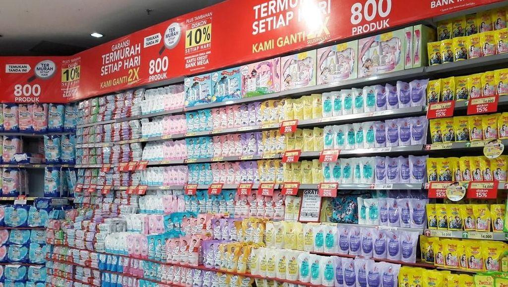 Bun, Ada Promo Susu dan Kebutuhan Bayi di Transmart Carrefour