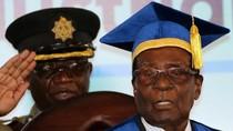 Untuk Pertama Kali, Presiden Mugabe Muncul Usai Jadi Tahanan Rumah