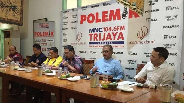 Bila Tak Bersikap Pasca Novanto Ditahan, Golkar Dinilai akan Merugi