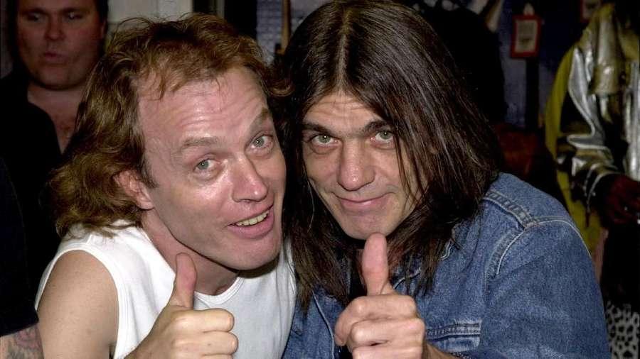 Akhir Perjuangan Malcolm Young AC/DC Melawan Demensia