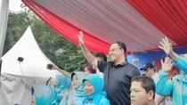 Jalan Sehat Bersama Guru PAUD, Anies Apresiasi Keikhlasan Pengajar
