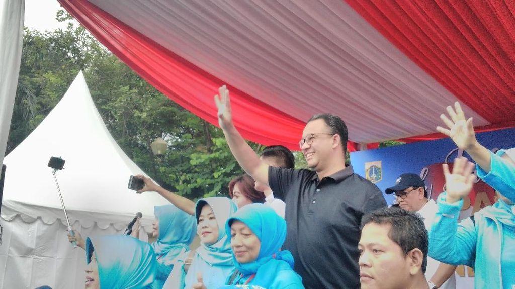 Tim Gubernur Anies akan Digabung dengan Tim Wali Kota