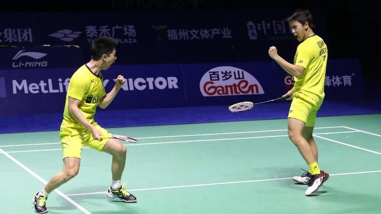 Ganda Putra Ditarget Juara di Hong Kong Terbuka
