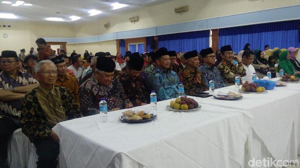 Kapolri Hingga Ketua MPR Hadiri kegiatan Muhammadiyah