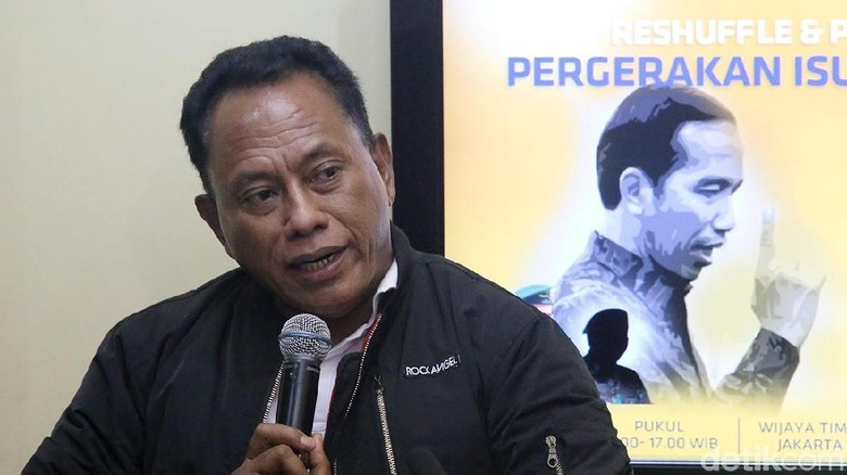 PDIP Soal Serangan Balik Jokowi: Kesabaran Manusia Ada Batasnya