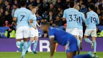 Tentang Gol-gol City ke Gawang Leicester, Guardiola: Wow, Keren