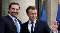 Krisis Politik Lebanon, Mantan PM Al Hariri Terbang ke Paris