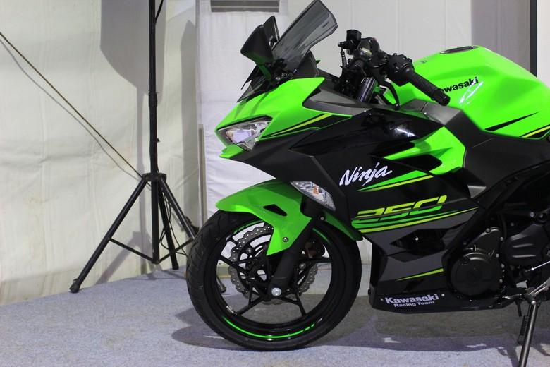 Kawasaki: Pasar Motor Rp 30 Juta Besar, tapi Ogah Keluarkan Sport 150
