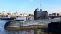 Badai Persulit Pencarian Kapal Selam Argentina yang Ditelan Laut