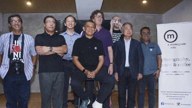 Foto:  Launching Monogram Asia Space Jakarta (dok Monogram)