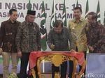 Wapres JK Tutup Munas KAHMI X di Medan