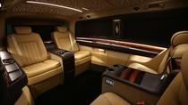 Interior Mobil Semewah Pesawat Jet Pribadi