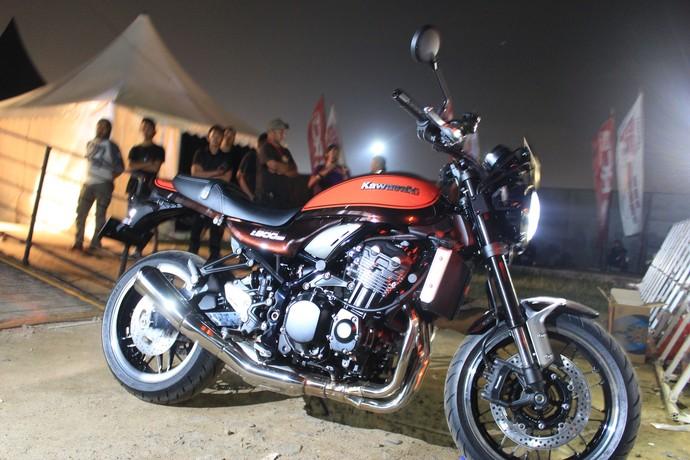 Si Legendaris Kawasaki Z 900RS
