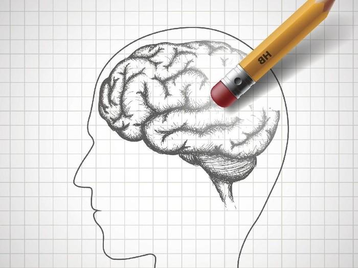 Demensia bisa membuat seseorang lupa akan banyak hal. Foto: ilustrasi/thinkstock