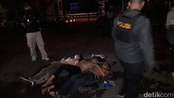 Polisi Gerebek Lapak Narkoba dan Tangkap Geng Motor di Jaktim