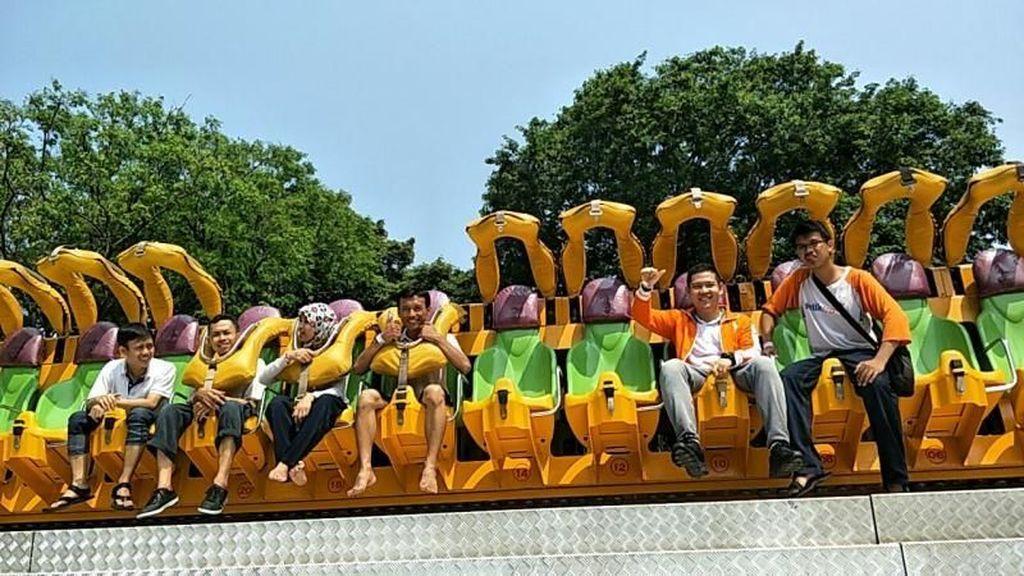 5 Wahana Penguji Adrenalin di Dufan