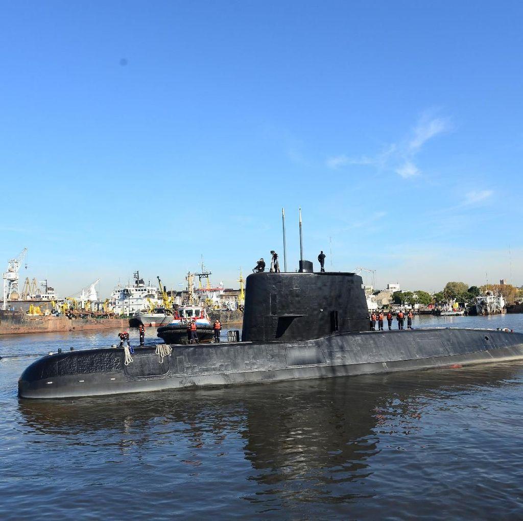 Ini Kapal Selam Argentina yang Hilang Misterius Ditelan Lautan