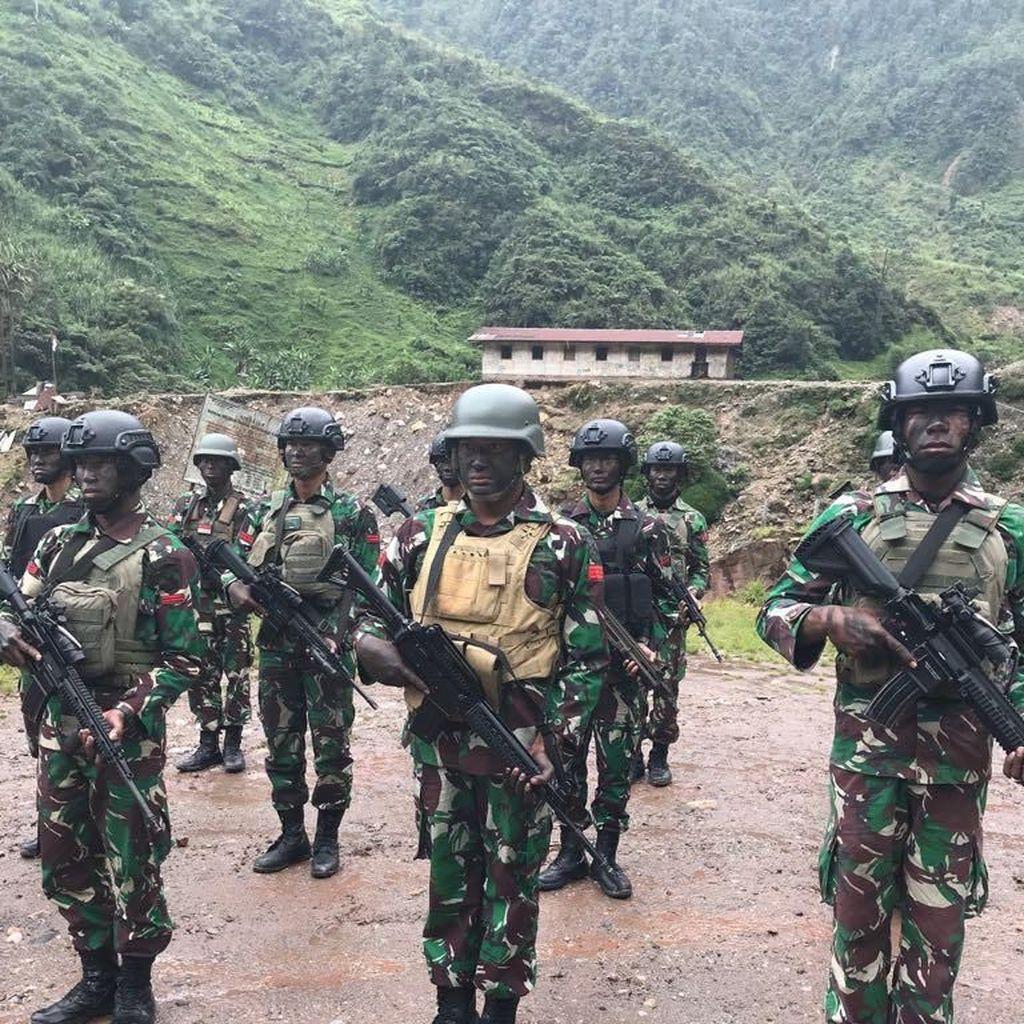 5 Perwira TNI Tolak Halus Kenaikan Pangkat