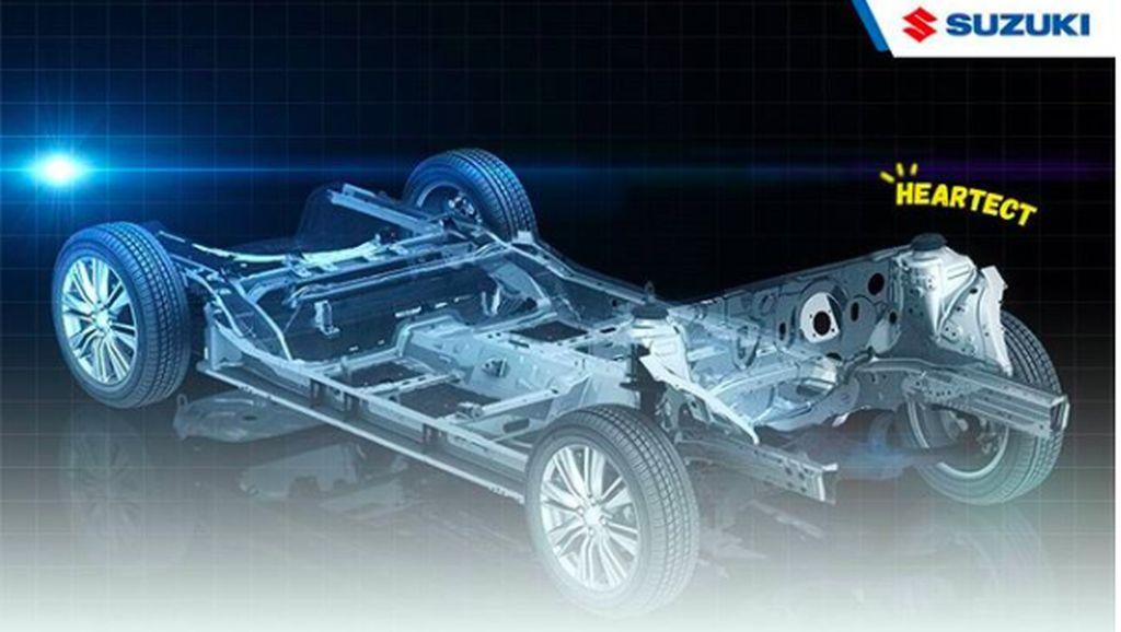 Teknologi Ini Bikin Mobil Suzuki Aman Saat Tabrak Tiang Listrik