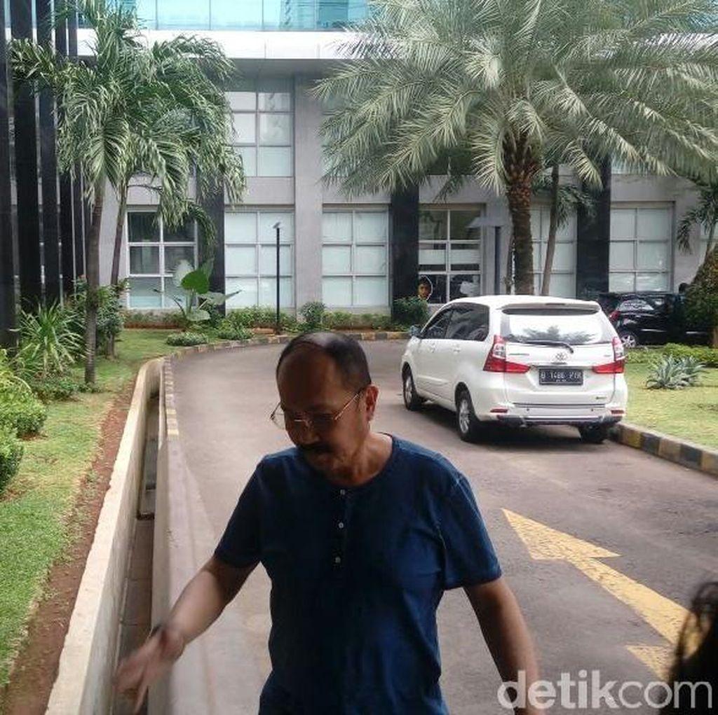 Pengacara Kembali Jenguk Setya Novanto di RSCM Kencana
