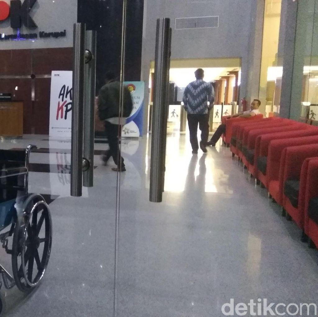 KPK Siapkan Kursi Roda untuk Setya Novanto