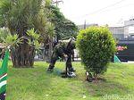 Benda Mencurigakan di Jl Juanda, Medan Ternyata Alat Pijat