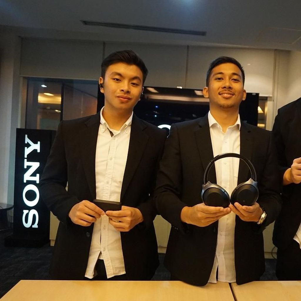 Sony Boyong Jajaran Headphone Bluetooth Anyar ke Indonesia