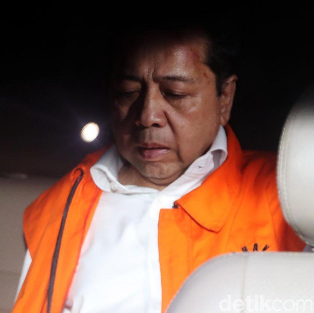 Foto: Deretan Ketum Parpol yang Masuk Kurungan KPK