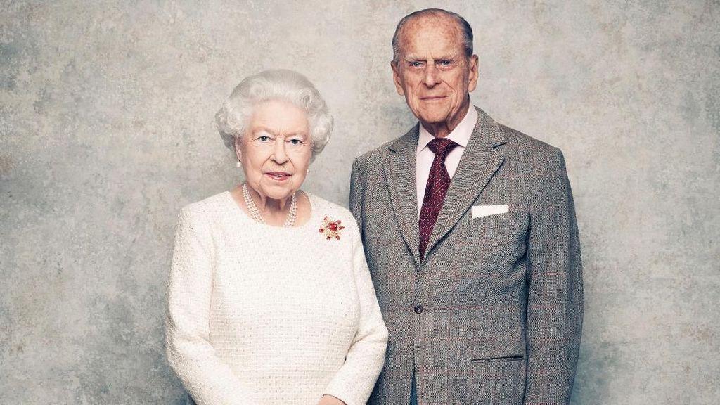 Di Usia 96 Tahun, Pangeran Philip Lakukan Operasi Penggantian Pinggul