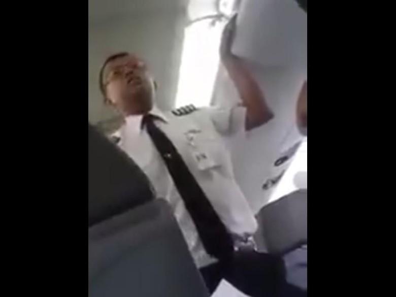 Viral Video Pilot Bicara Singgung Etnis, Ini Penjelasan Garuda