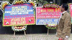 Video: Setya Novanto Ditahan, Dukungan Mengalir Deras ke KPK