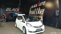 130 Mobil Adu Kece di Final Blackauto Battle 2017