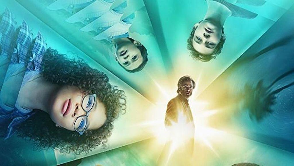 Perjalanan Melawan Kegelapan di Trailer Terbaru A Wrinkle in Time
