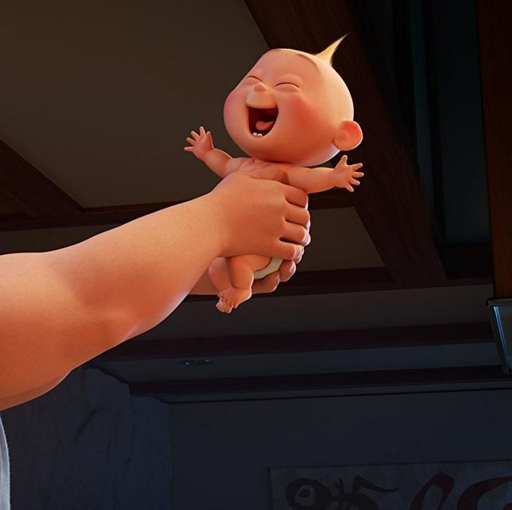 Trailer The Incredibles 2, Superhero yang Kerepotan Urus Anak