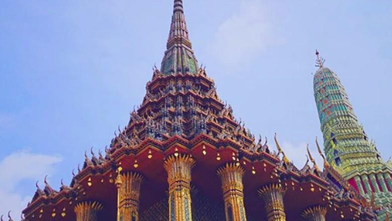 Grand Palace, Bangkok, Thailand /Foto: Instagram