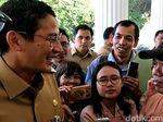 PKL Kota Tua Curhat ke Sandi, Minta Jam Operasional Dilonggarkan