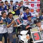 Jupiter Z1 Rafid Topan Juara Region Jawa MP2 Motoprix