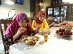 Warga Luar Banyuwangi juga Gratis Makan di Restoran Fakir dan Miskin