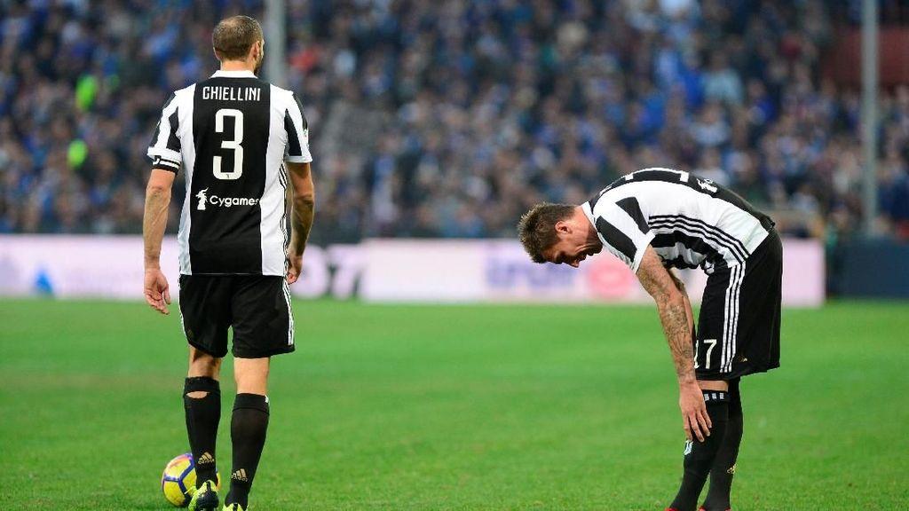Waktunya Juventus untuk Introspeksi