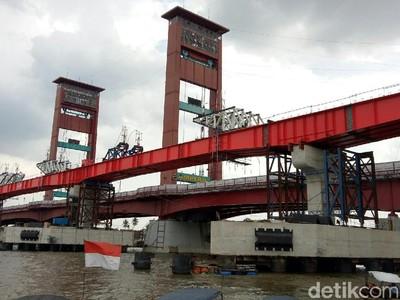 11 Destinasi Wisata di Palembang Bersiap Sambut Asian Games 2018