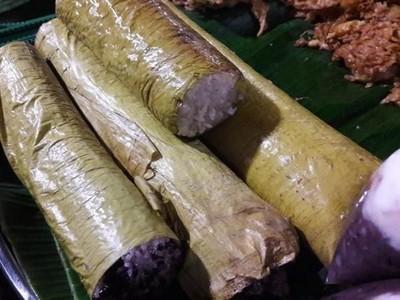 Icip-icip Tumbang, Jajanan Pasar ala Sibolga