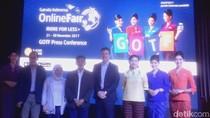 6 Destinasi Domestik Unggulan di Garuda Indonesia Online Travel Fair