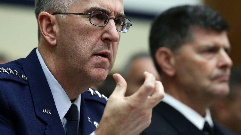 Komandan Nuklir AS Akan Lawan Perintah Trump untuk Luncurkan Serangan